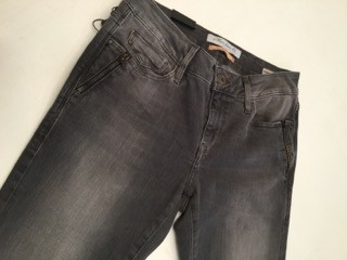 Adriana superskinny Jeans in grey-used