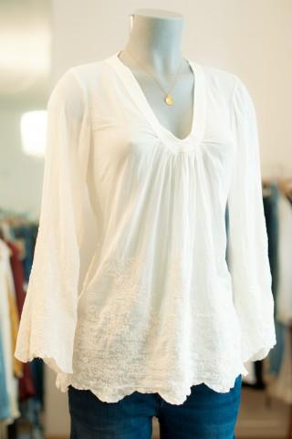 Nolita Tunika Dalila Creme - Bohemian Style